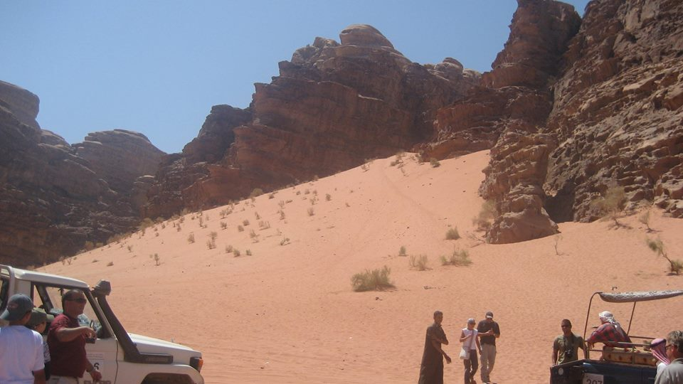 Bangalore Luxury Travel - Dubai, Jordan & Egypt Tour