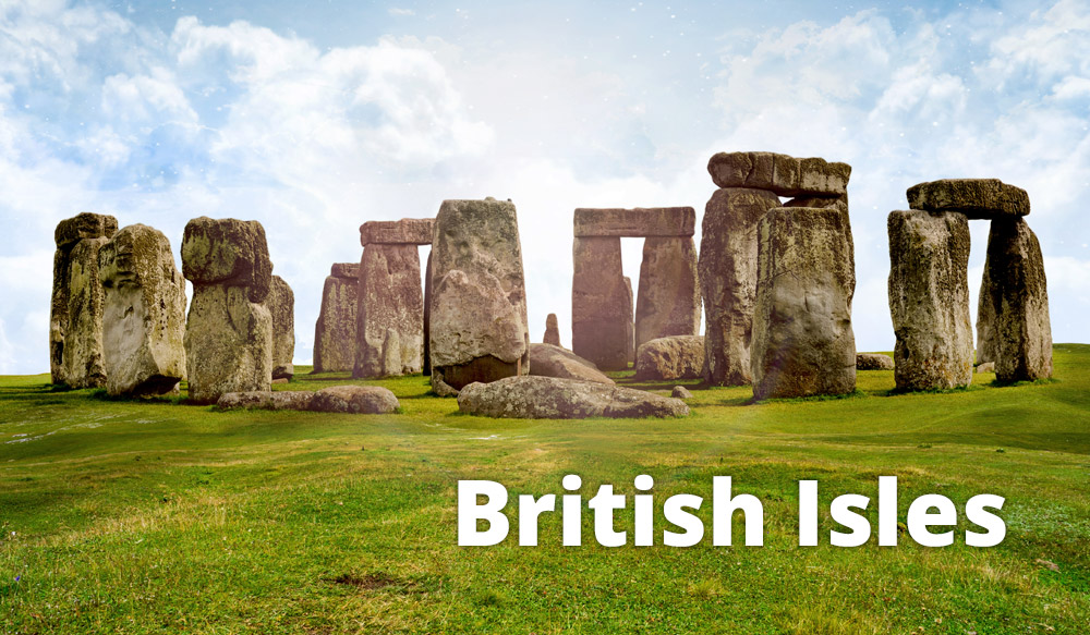 Bangalore Luxury Travel - British Isles Group Tours