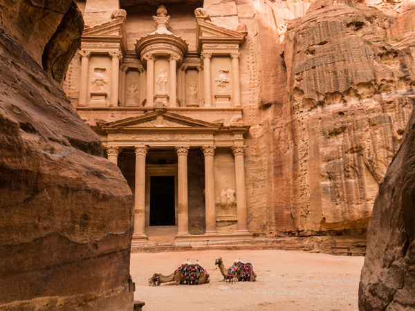 Bangalore Luxury Travel - Jordan, Egypt and Dubai Tour - Luxury Tours - Travel Jordan - Travel Middle East
